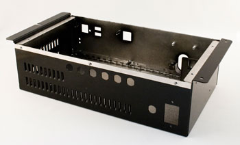 Precision Sheet Metal Fabrication. LED Control Box Cover, Engineering,  Turret Punching, Laser Cutting, CNC Forming,